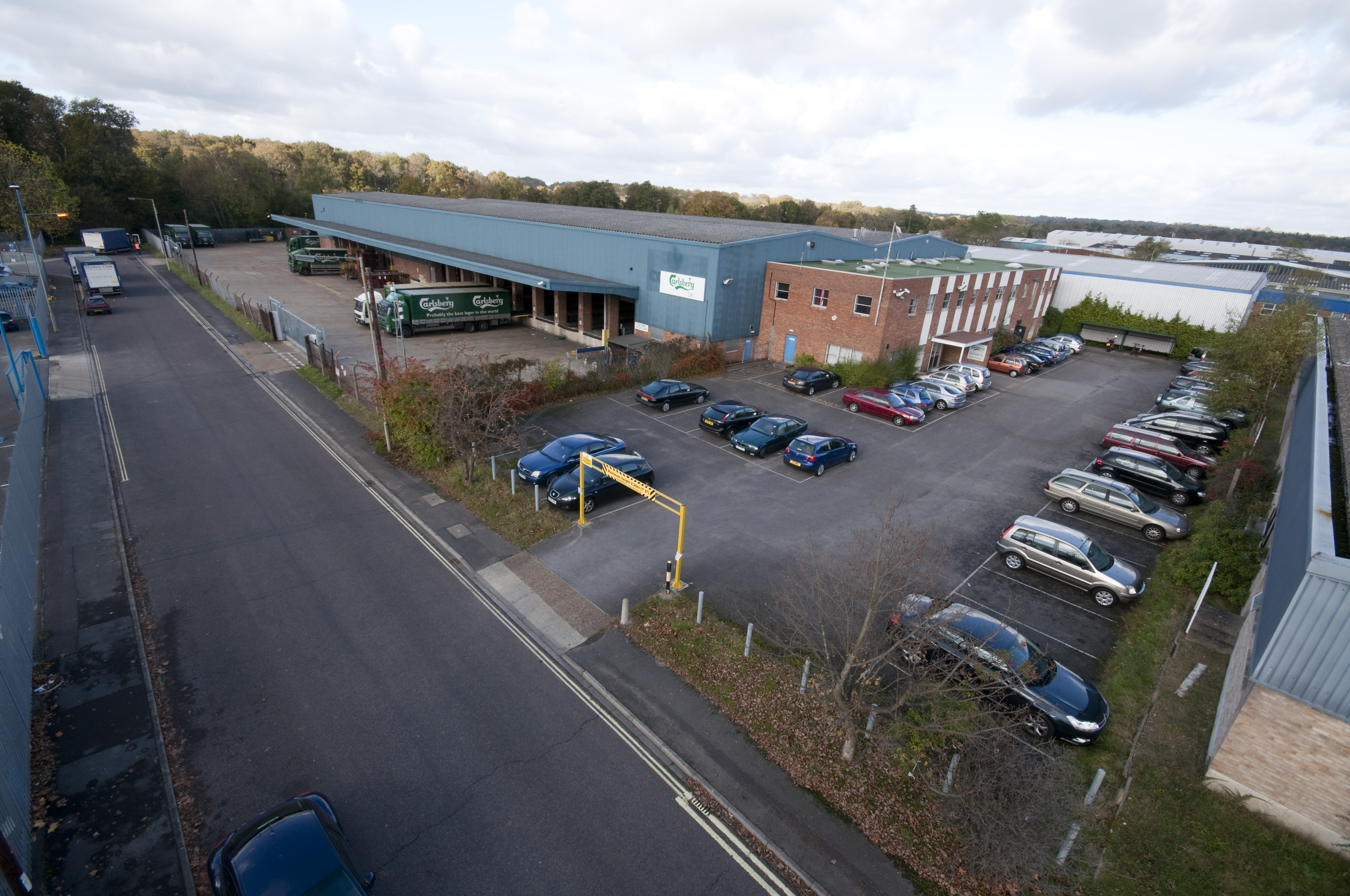 Reliant Close, Chandlers Ford - Store Property Project