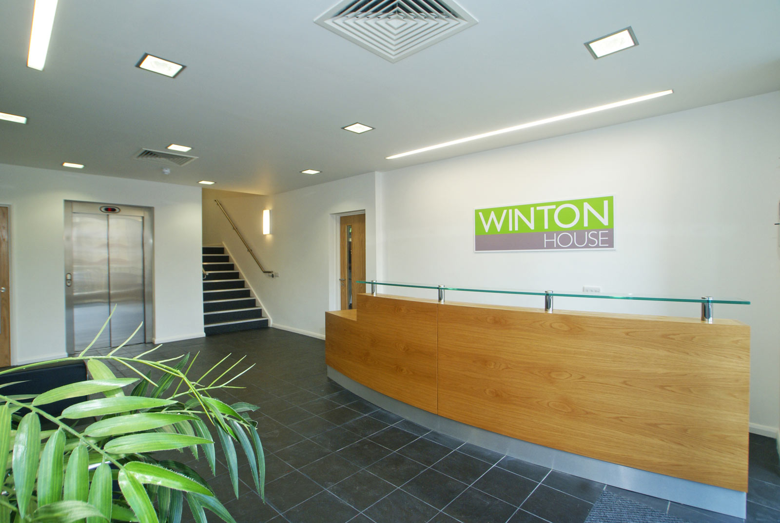 Winton House, Winchester - Store Property Case Study