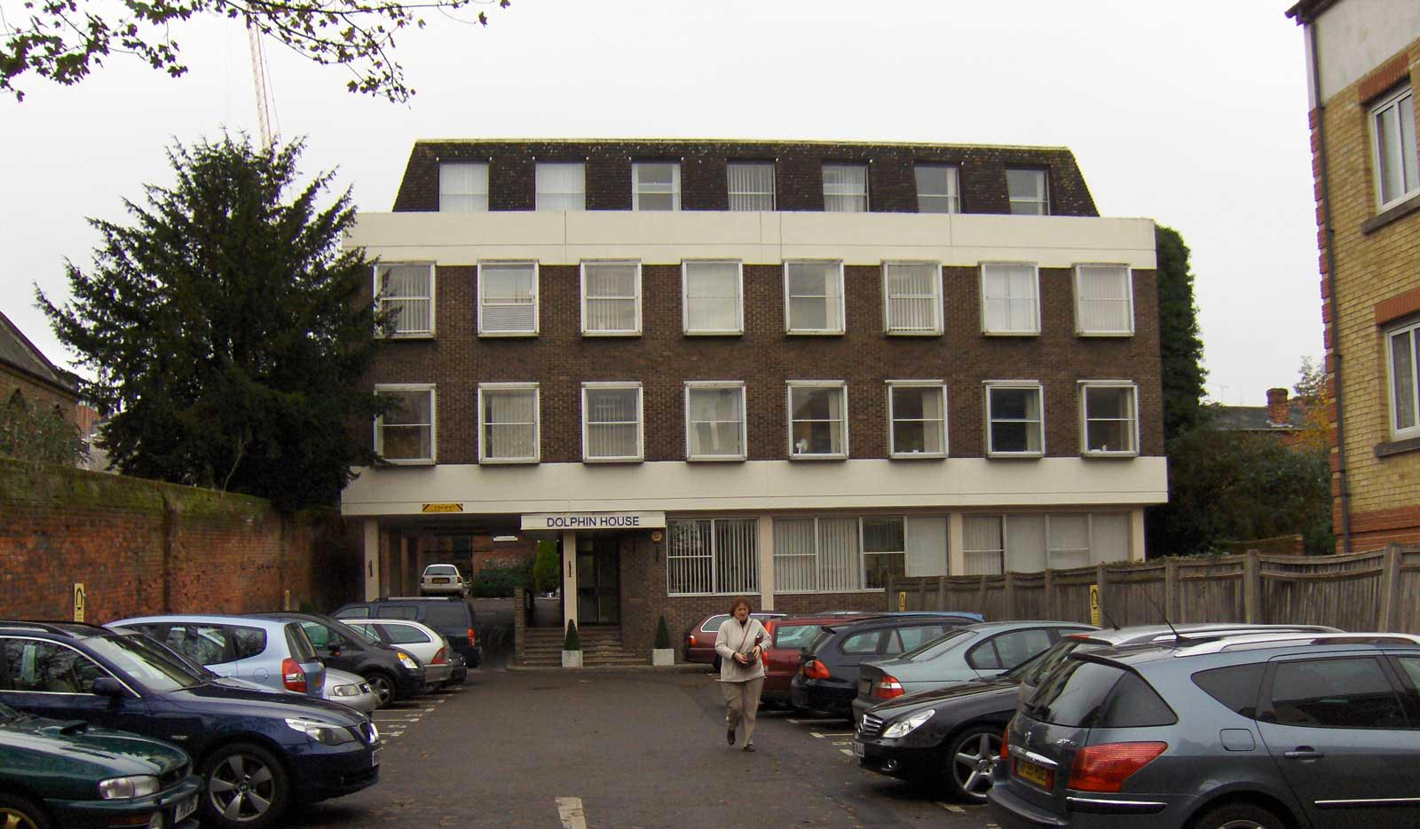 Winton House, Winchester - Store Property Project